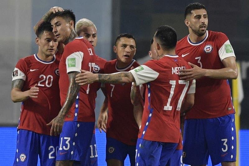 Jugadores de La Roja dan negativo en test PCR al comenzar su preparación para Copa América