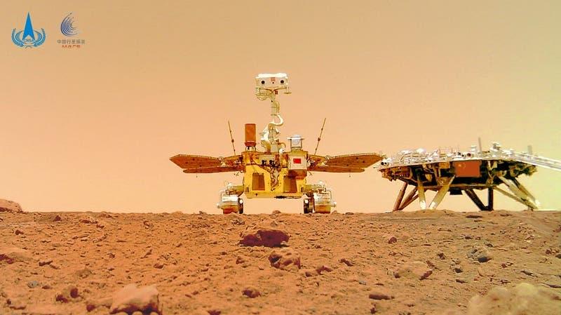 Cámara de la NASA capta impresionantes imágenes de la superficie de Marte