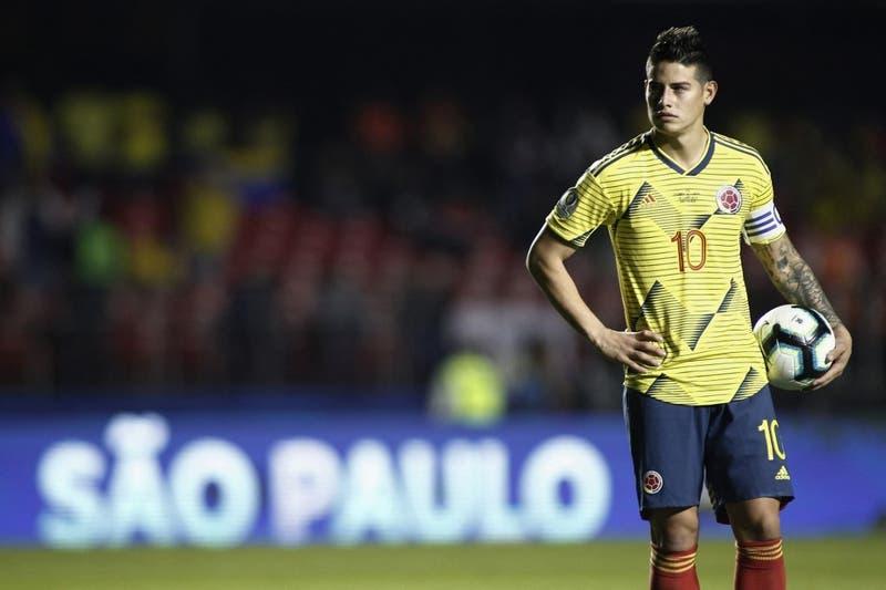 """James explota contra Rueda por su exclusión de la selección: """"Me faltaron al respeto"""""""