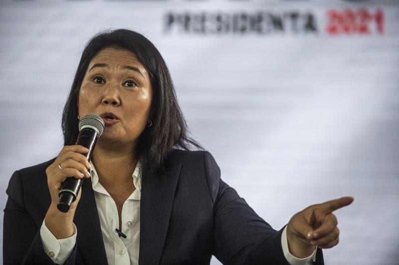 """Fujimori insiste en denunciar """"fraude"""" en Perú"""