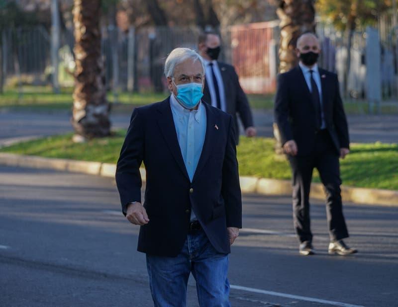 """Piñera responde a Jadue por eventual estatuto de garantía a FF.AA: """"Es no entender la democracia"""""""