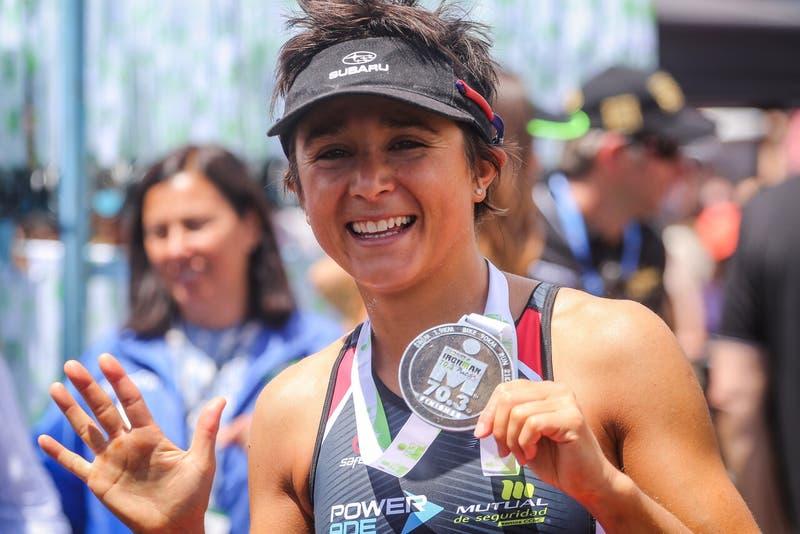 Bárbara Riveros clasificó a Tokio 2020 y estará en sus cuartos JJ.OO