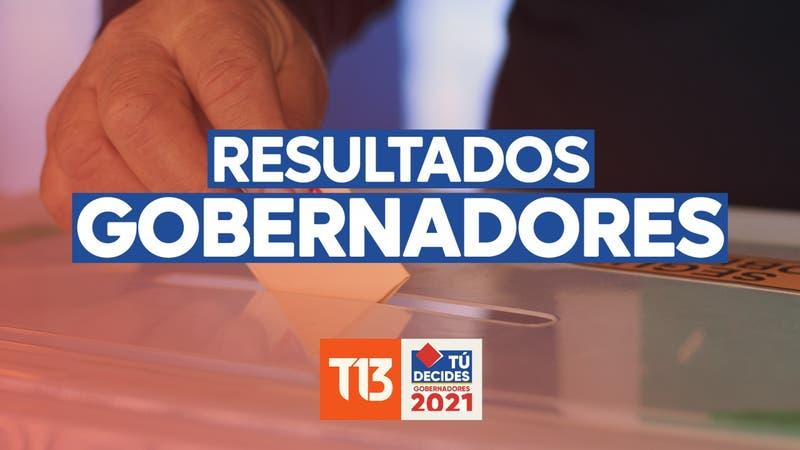 Gobernadores: revisa los resultados de las elecciones de segunda vuelta