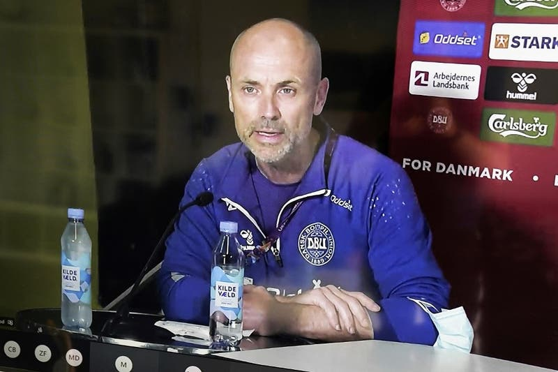 """""""Se había ido y le hicimos un masaje cardiaco"""": Médico de Dinamarca por desmayo de Eriksen"""