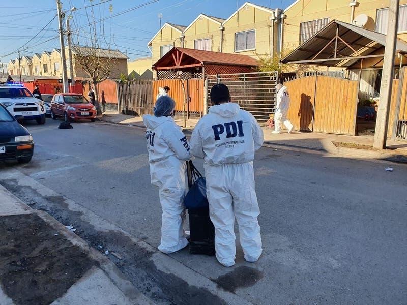 Hombre muere tras ser apuñalado por su pareja en Rancagua: Mujer lo había denunciado por violencia