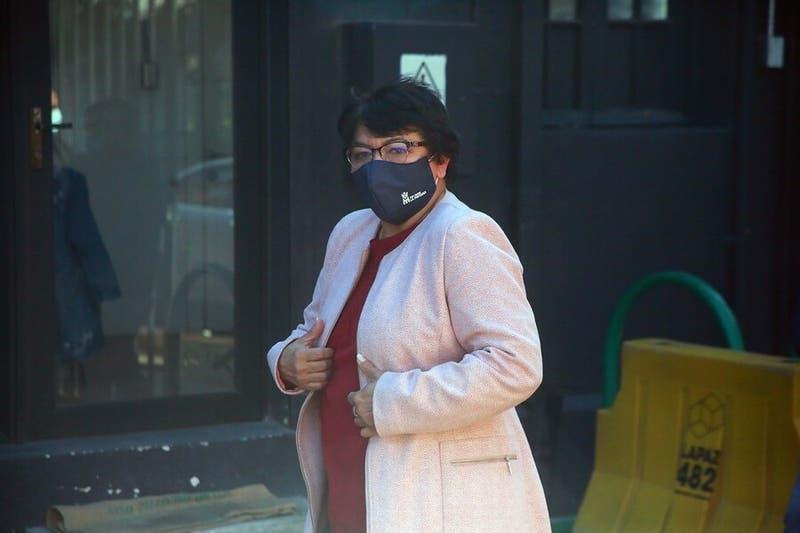 """Alcaldesa de La Pintana y muerte de funcionaria PDI: """"No puede seguir sucediendo en nuestras calles"""""""