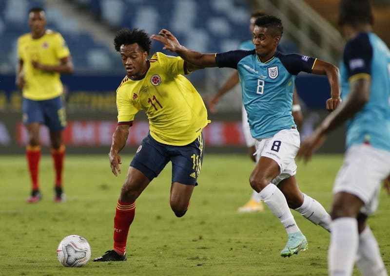 [Minuto a Minuto] Sigue la Copa América: Colombia de Reinaldo Rueda vs. Ecuador