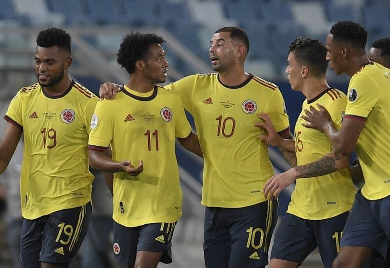 La Colombia de Reinaldo Rueda derrotó a Ecuador en su debut en Copa América