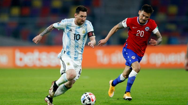 Argentina vs. Chile: Día, hora y donde ver el partido de La Roja y la albiceleste por Copa América