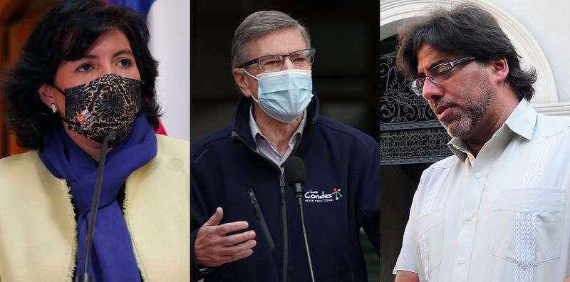 """Cadem: Provoste, Lavín y Jadue liderán nuevamente con """"triple empate"""" la carrera presidencial"""