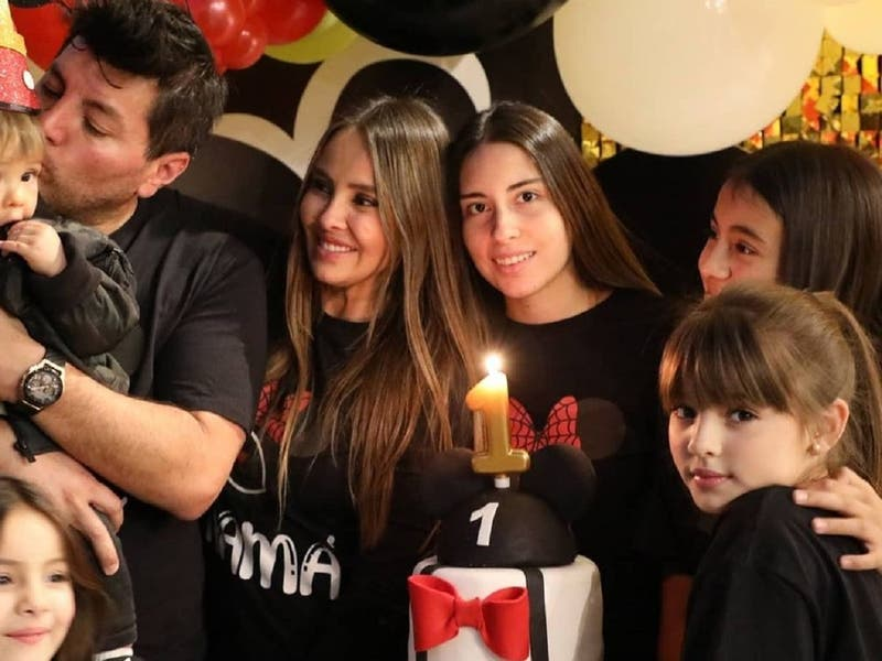 A lo grande: así celebró Paloma Aliaga el primer cumpleaños de su hijo con Cristóbal Valenzuela