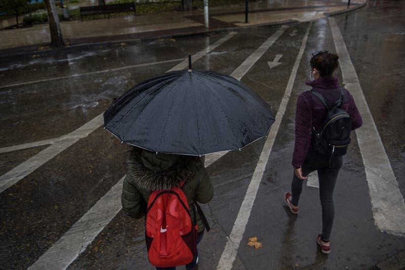 Lluvias y tormentas eléctricas en la RM: Cuándo comenzarían las precipitaciones en Santiago