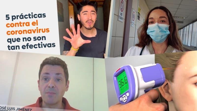 5 cosas que prometían protegernos del coronavirus, pero no