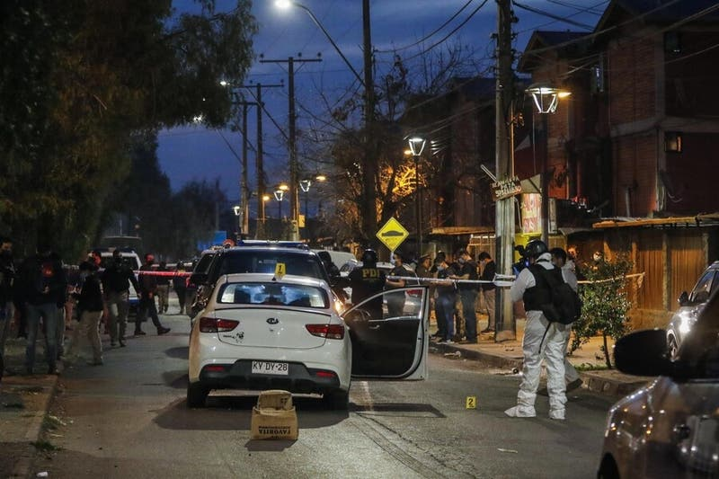 Detienen a segundo involucrado en la muerte de funcionaria de la PDI en La Pintana