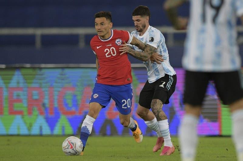 [EN VIVO] La Roja enfrenta a Argentina en su debut en Copa América: no hay goles