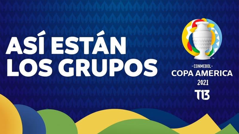 Tabla de posiciones: Revisa cómo están los grupos de la Copa América 2021