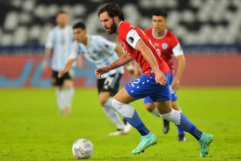 El polémico tuit de la Selección Chilena sobre Brereton que causó molestia y burlas en Argentina