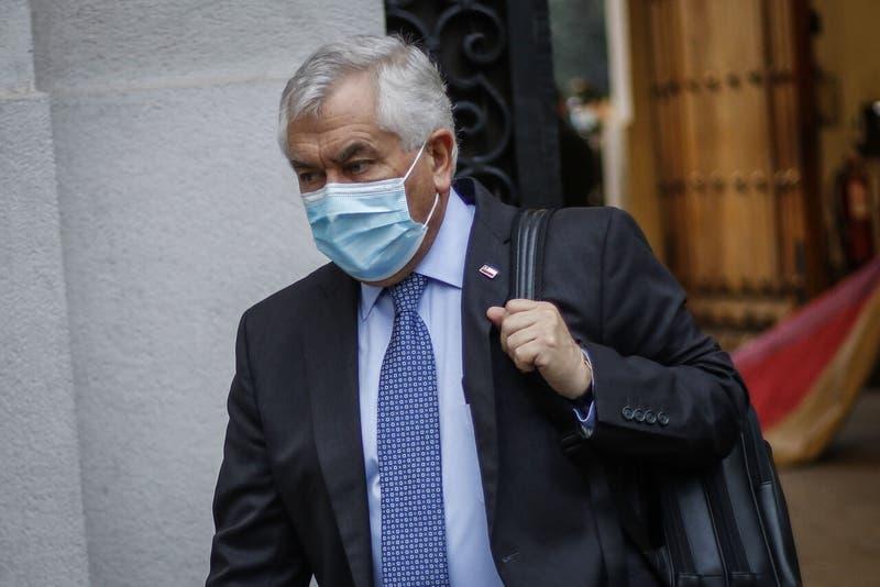 Diputados de oposición anuncian interpelación contra ministro Paris por manejo de la pandemia