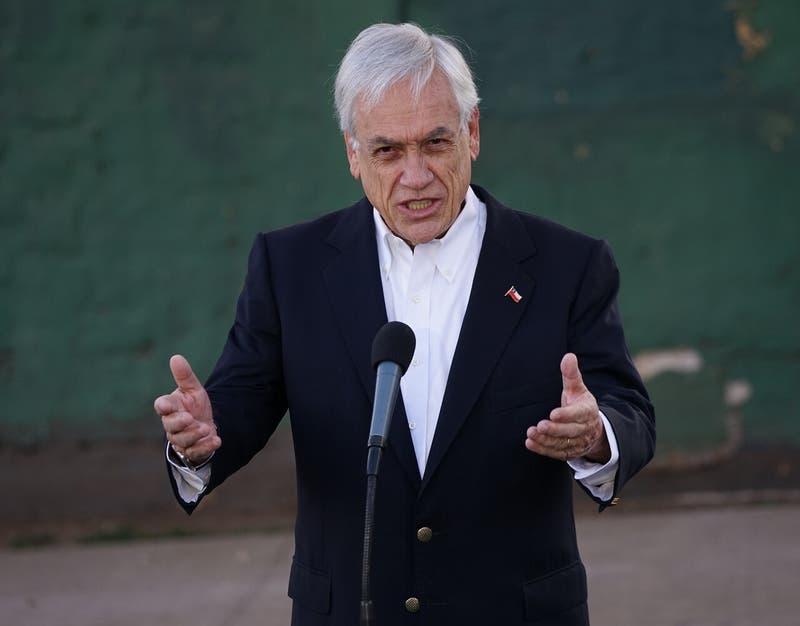 """Presidente Piñera en misa de subinspectora Valeria Vivanco: """"Ojalá tuviéramos mejores leyes"""""""