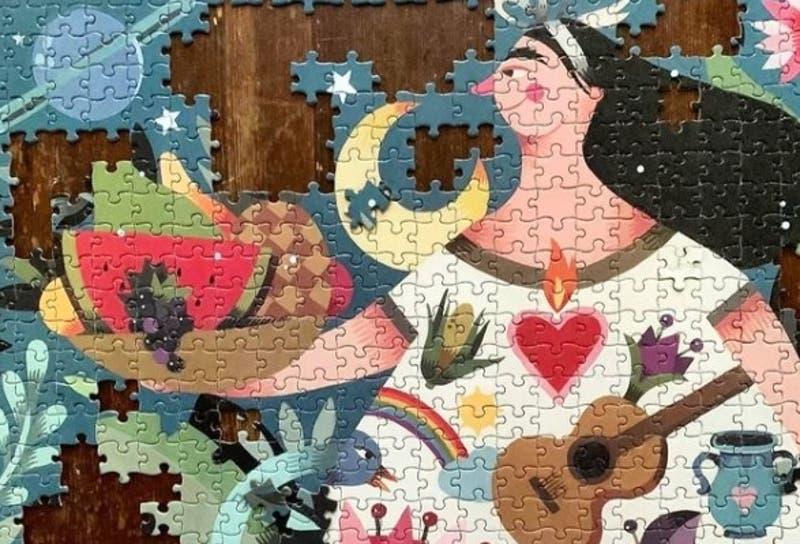 """""""The Puzzle Queen"""": El emprendimiento destacado de la semana en #EmprendedoresWork/Café"""