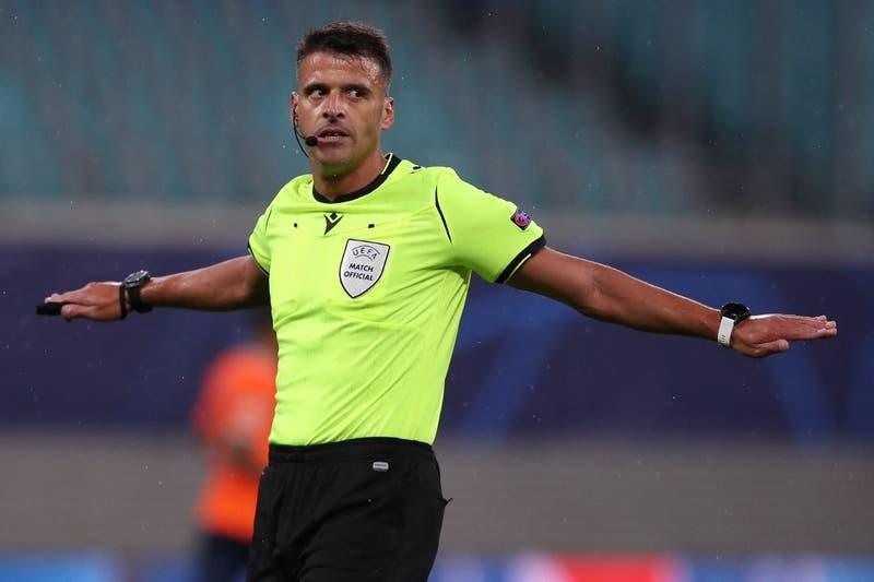 Árbitro español dirigirá el partido de este viernes entre Chile y Bolivia por Copa América