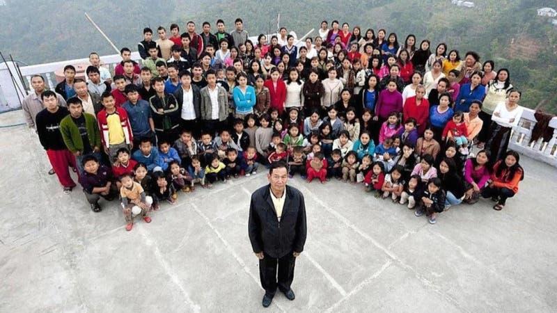 Muere el hombre de la familia más grande del mundo: Tenía 38 esposas y 89 hijos