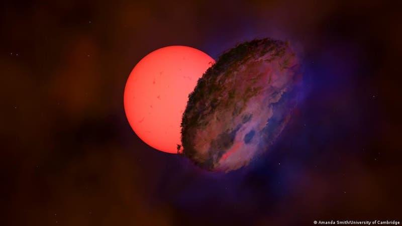 """Astrónomos detectan misterioso """"gigante parpadeante"""" cerca del centro de la galaxia"""