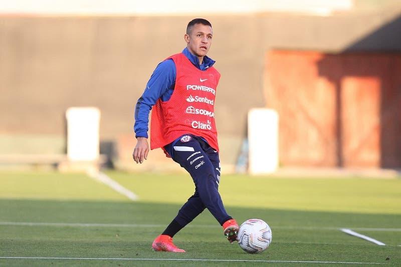 Alexis no es el único: Las bajas por lesión que tiene Chile en la Copa América