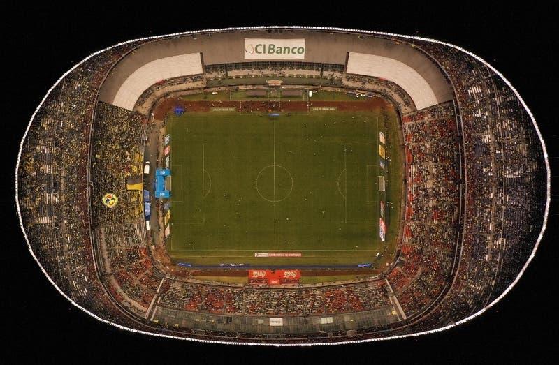Gobierno de México rifará su palco en el Estadio Azteca
