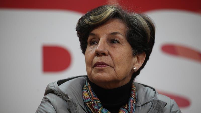 """Isabel Allende y candidatura presidencial de la DC: """"Lo más probable es que sea Yasna Provoste"""""""