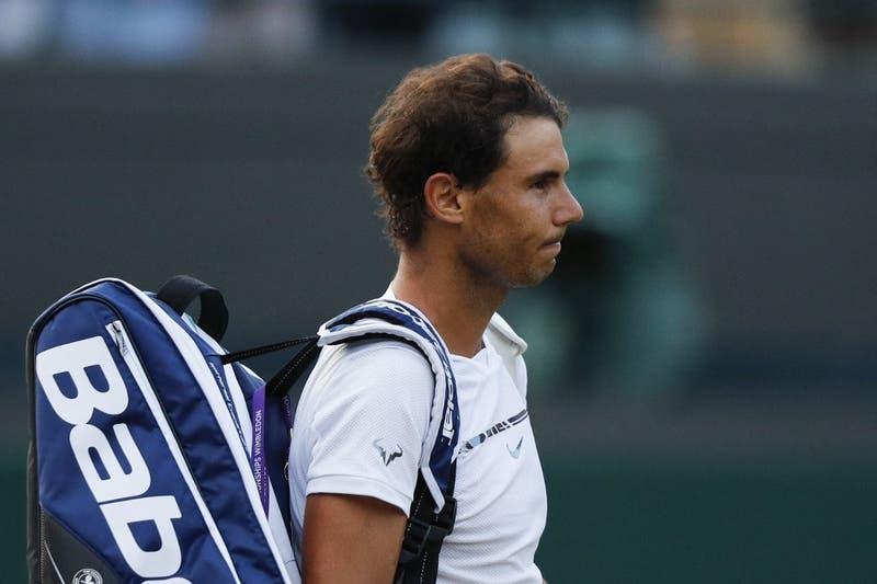 Nadal renuncia a participar en Wimbledon y en los Juegos de Tokio