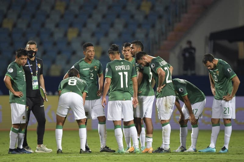 Bolivia informa dos nuevos casos positivos de COVID-19 antes de enfrentar a Chile en Copa América