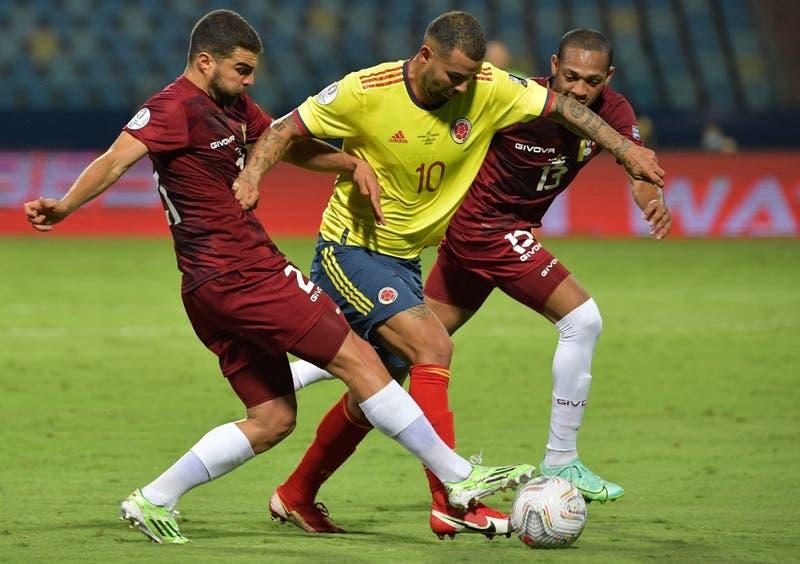 [Minuto a Minuto] Colombia y Venezuela se enfrentan por segunda fecha del Grupo B de Copa América