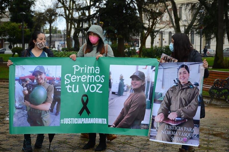 Fiscalía pide cadena perpetua para ex carabinero acusado del femicidio de Norma Vásquez en Linares
