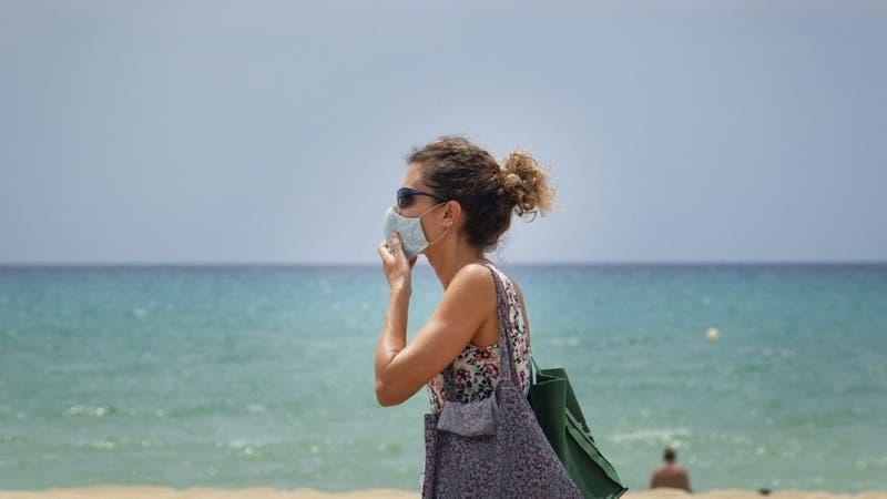 España levanta uso obligatorio de mascarilla al aire libre