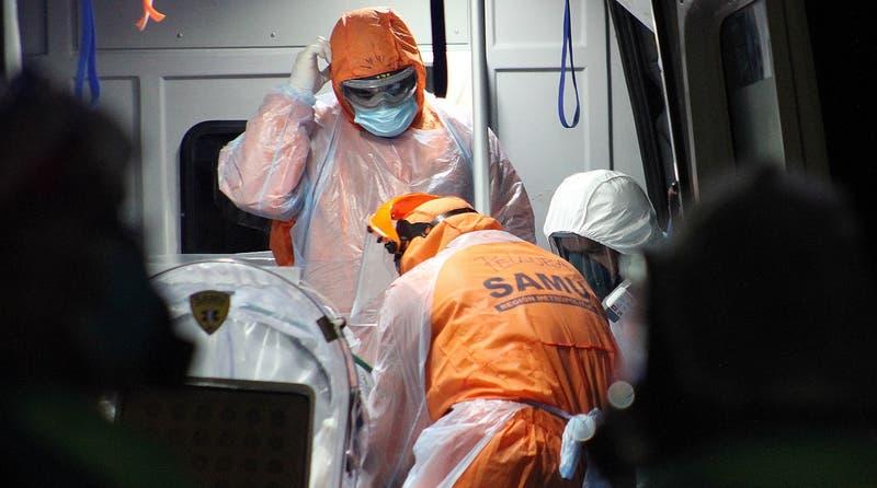 Chile registra 6.770 nuevos casos de COVID-19: cifra de muertos es de 188 este viernes