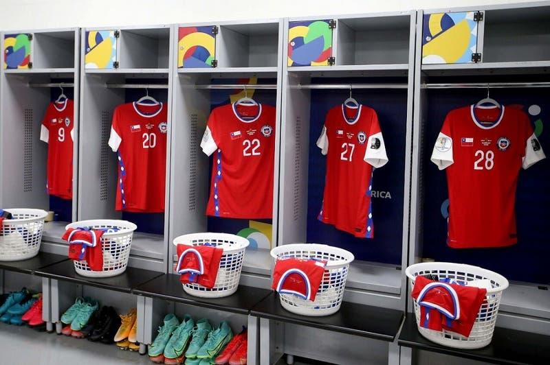 Copa América: ¿Por qué Chile juega con una camiseta sin marca ante Bolivia?
