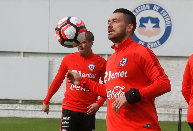 """""""Mi próximo hijo se llamará Ben"""": El elogio de Mauricio Pinilla al nuevo delantero de La Roja"""