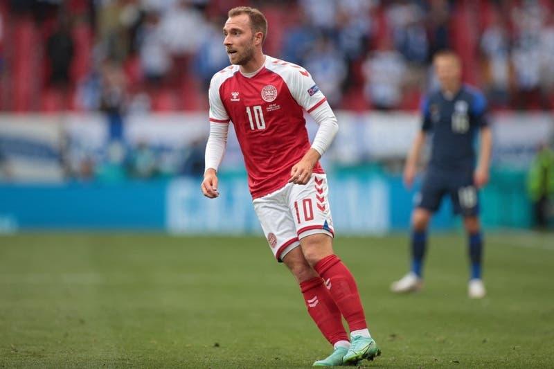 El danés Christian Eriksen es dado de alta del hospital tras una operación exitosa