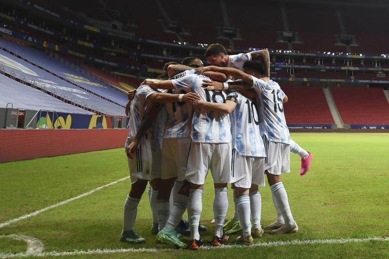 [Minuto a Minuto] Argentina anota el primero y se pone en ventaja sobre Uruguay en Copa América