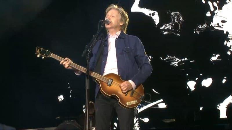 Los intensos 79 años de vida de Paul McCartney