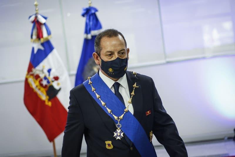 Cambio de mando en la PDI: Sergio Muñoz asumió como nuevo Director General
