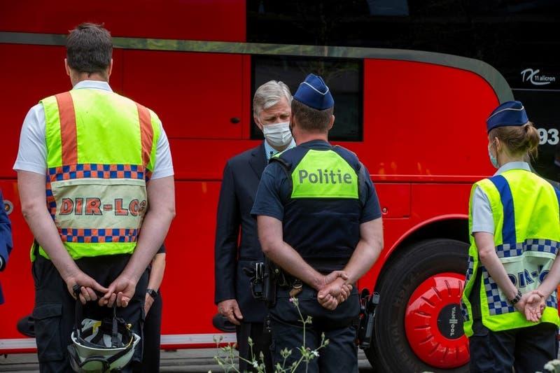 Tragedia en Bélgica: Cinco obreros murieron cuando hacían arreglos en un colegio