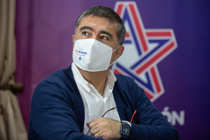 """Desbordes asume derrota contra Chahuán por RN y avisó que """"estamos todos unidos"""""""
