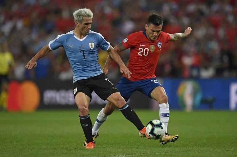Agencia AFP en Copa América: Uruguay-Chile, enemigos íntimos con viejas heridas
