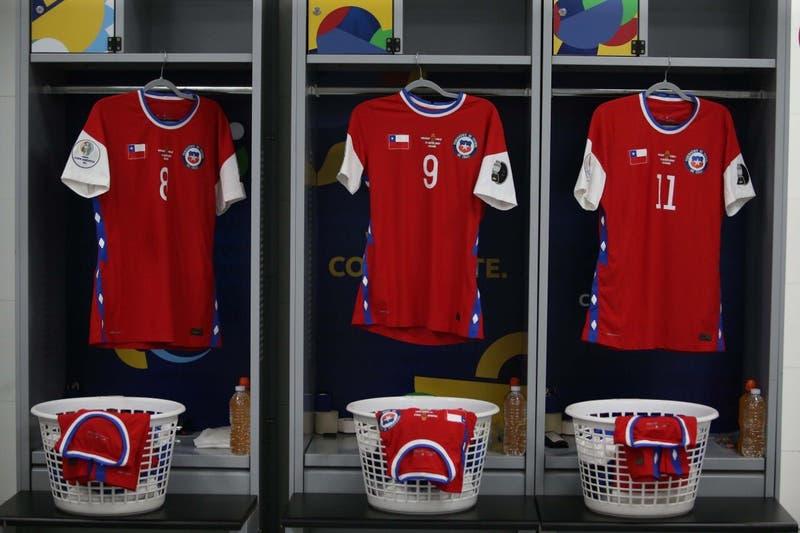 Copa América: ¿Por qué Chile juega con una camiseta sin marca ante Uruguay?
