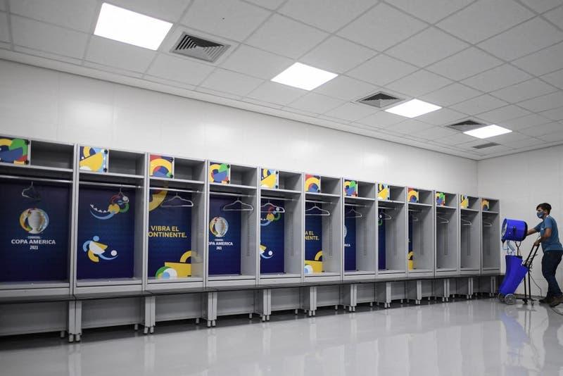 Copa América: El 99% de las pruebas de COVID-19 han arrojado resultado negativo