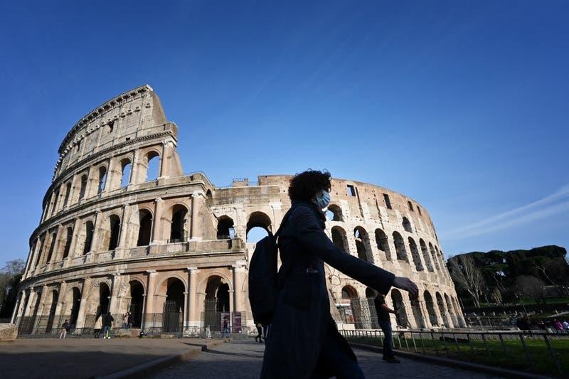 Italia anuncia que las mascarillas dejarán de ser obligatorias desde el 28 de junio