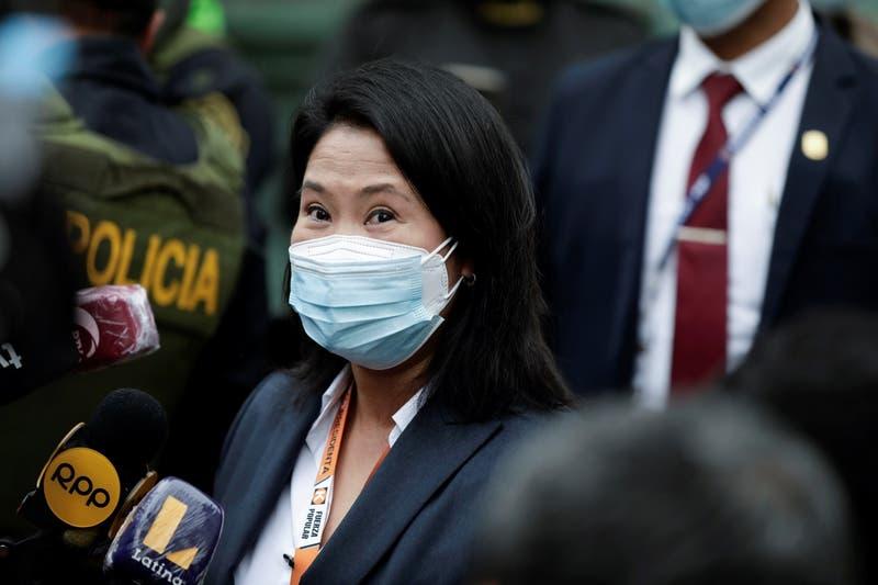 [VIDEO] Keiko Fujimori seguirá en libertad