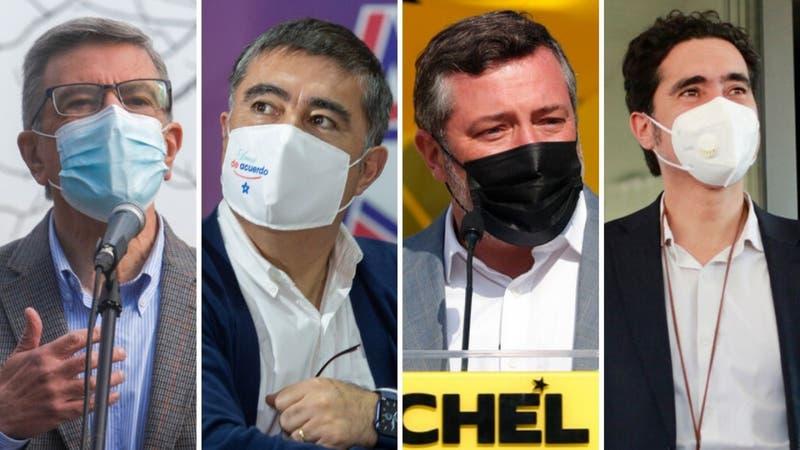 Desde la pandemia hasta seguridad ciudadana: Chile Vamos enfrentó primer debate de cara a primarias